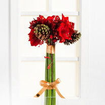 Elegant Bouquet with Amaryllis