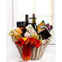 Luxurious Gourmet Gift Basket